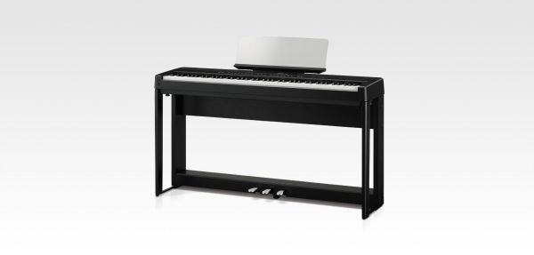 SATIN BLACK FIXED BENCH SKAY SITTING W.SHEETS DRAWER